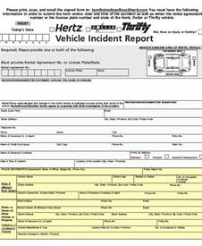 Company Incident Report Sample 33 Incident Reports In Pdf