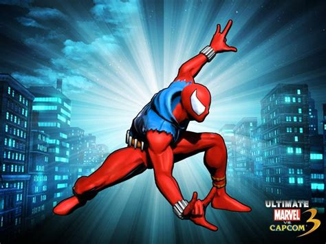 spider man ultimate marvel vs capcom 3 ultimate marvel vs capcom 3 spider man alternate