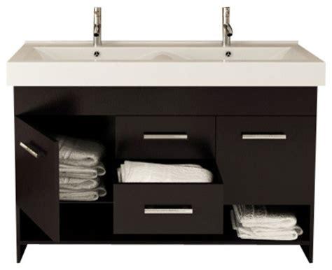 Large Modern Bathroom Sinks Rigel Large Sink Modern Bathroom Vanity Cabinet