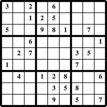 Home Improvement Online Free free printable sudoku puzzles medium 3