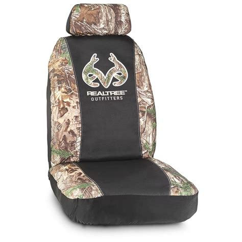 realtree camo seat covers canada low back camo seat cover 656547 seat covers at
