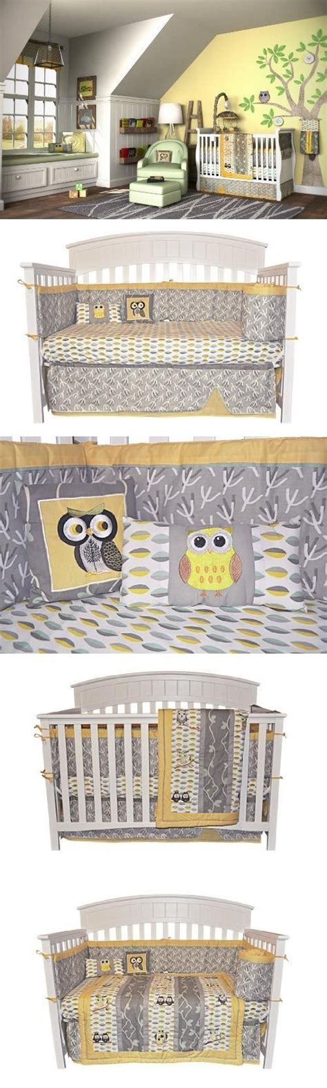 Neutral Baby Bedding With Owls 25 Best Ideas About Neutral Crib Bedding On