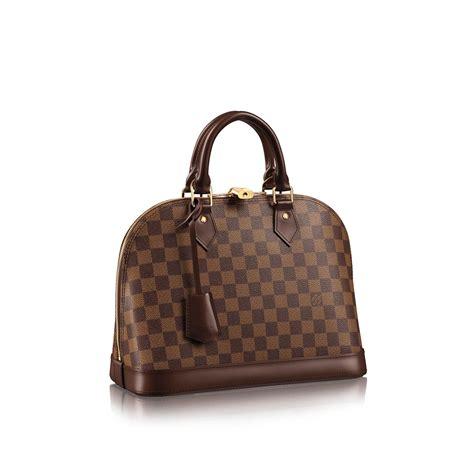 Handbag Lv Office 1 alma pm luxury louis vuitton damier eb 232 ne canvas handbag