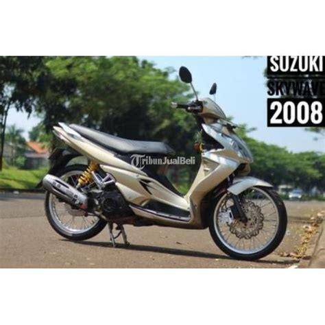 Cover Shock Depan Satria Hiu Merk Narita 1 motor matic suzuki skywave tahun 2008 mesin sehat bpkb only jakarta selatan dijual tribun