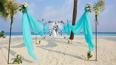 Hochzeit Malediven by Weddings At Hurawalhi Maldives Resort Maldives Weddings