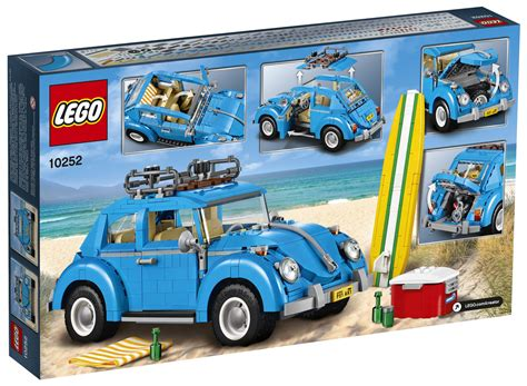 nouveau lego creator expert  volkswagen beetle