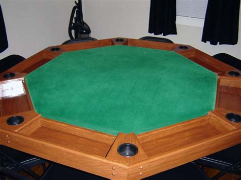 octagonal poker table woodworking talk woodworkers forum