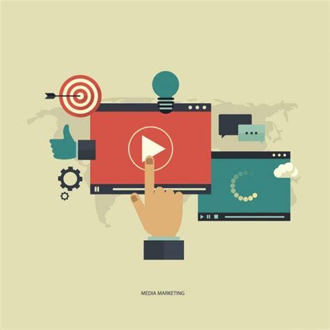 Multimedia Design multimedia background design vector free