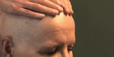 beauty after chemo treatment chemotherapy scalp care tutorial how to take care of the