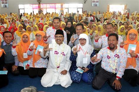 Aborsi Manjur Jawa Timur Gus Ipul Jatim Miliki Paud Terbanyak Di Indonesia