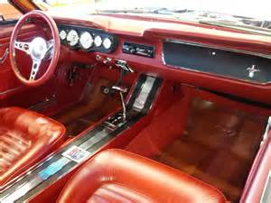 1965 Mustang Interior Parts by 1965 Ford Mustang Interior Automotive Museum