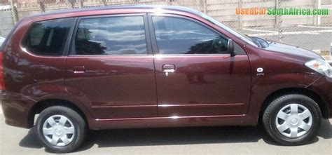Toyota Avanza For Sale South Africa View Photos 2011 Toyota Avanza 1 3 Sx Used Car For Sale