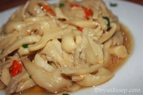 cara membuat bakso jamur tiram tumis jamur saus tiram bakso dan cara membuatnya