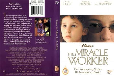 The Miracle Worker 2000 For Free The Miracle Worker 4th Reflection Airiena Mohd