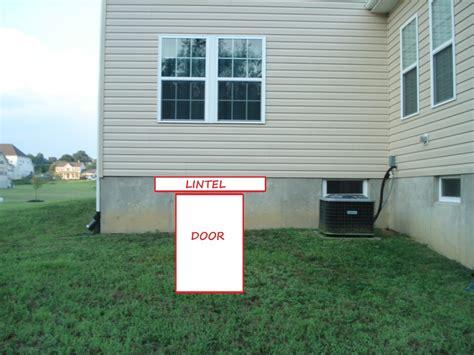 basement egress door cost our home from scratch