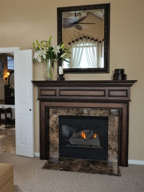 Simple Fireplace Surround Ideas by Fireplace Remodel Ideas For The Better Look And