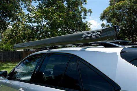 roof rack awning price rhino rack sunseeker ii roll out awning roof rack mount