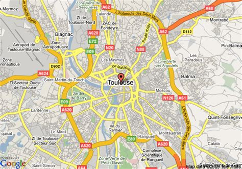 map of toulouse crowne plaza hotel toulouse toulouse deals see hotel