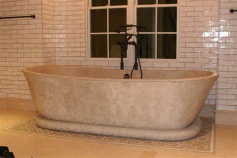 concrete bathtub freestanding bathtubtubs and showersjm lifestylesrandolph nj