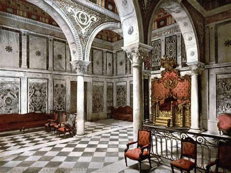 foyer bardo 1 ملف tribunal chamber bardo palace tunis tunisia