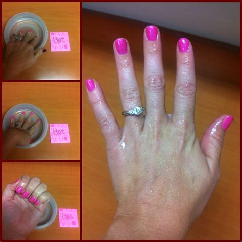 color changing nail in water color change gel nails blogging bloggerton