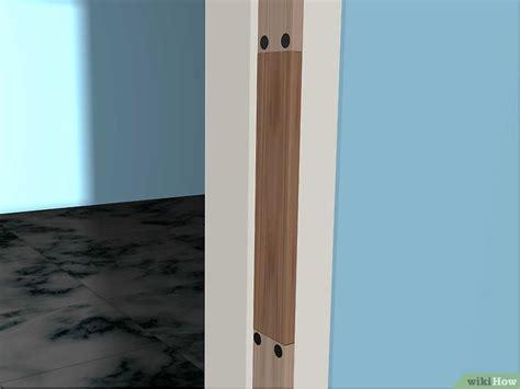 come aprire una porta con una forcina come riparare il telaio di una porta 7 passaggi