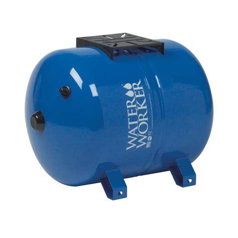 Model Flooring by Shop Water Worker 14 Gallon Horizontal Pressure Tank At