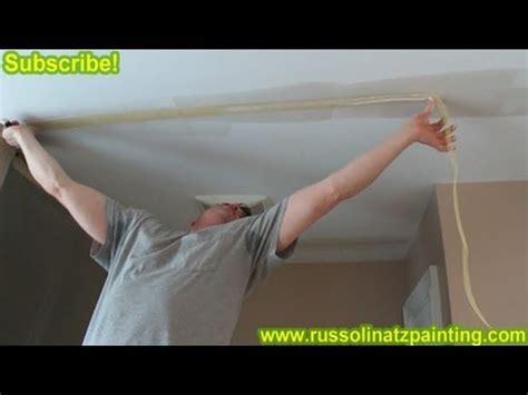 diy repair cracks in the ceiling by removing drywall