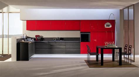 david moreno interiores cocina moderna roja y negra david moreno david moreno