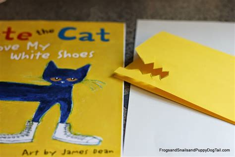 diy walking sticks inspired by pete the cat i my