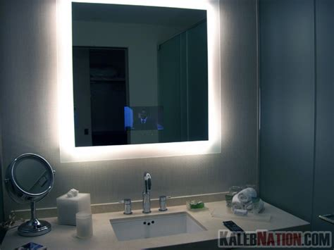 tv in the bathroom mirror back from chicago kaleb nation official website
