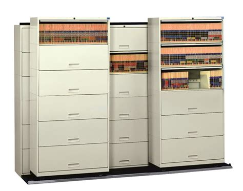 High Density Filing Cabinets