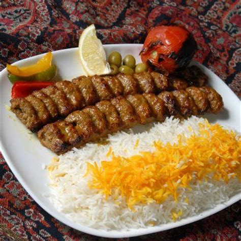 cucina persiana ricette la cucina persiana kabab kubideh spiedini di carne