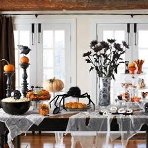 Decorating Ideas Halloween 43 Cool Halloween Table D 233 Cor Ideas Digsdigs