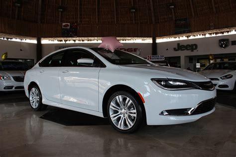 Chrysler 200 Limited by 2015 Chrysler 200 Limited White Www Pixshark