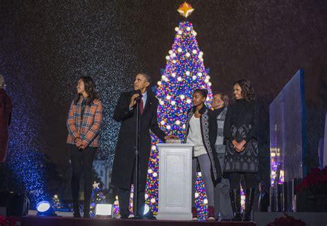 2013 national christmas tree lighting ceremony