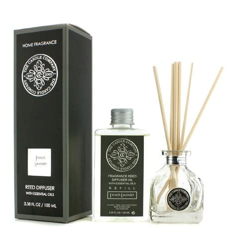 M O B Cosmetic Flammable the candle company reed diffuser with essential oils