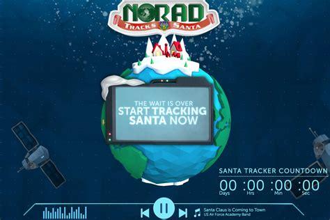 santa tracker the technologies norad is using to track santa claus