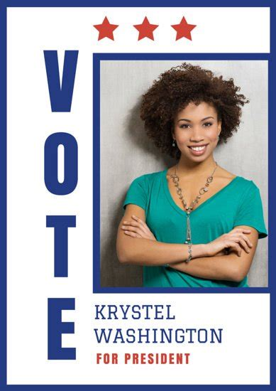 Poster Templates Canva Election Poster Template
