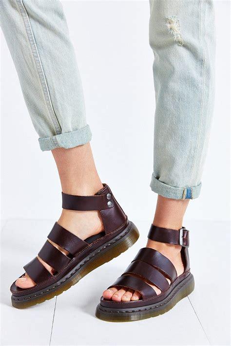 doc marten clarissa sandals dr martens clarissa chunky sandal