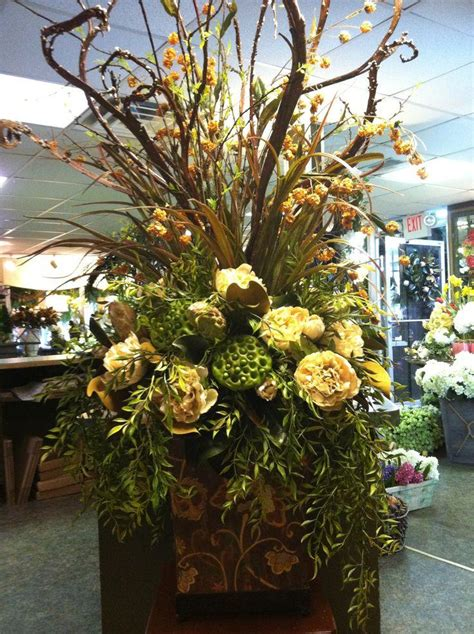 centerpieces large silk floral arrangement 2047384