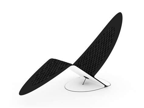 carbon fiber chair springs marea carbon fiber lounge chair by jules sturgess