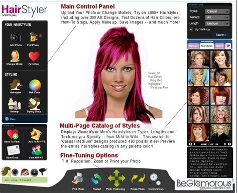 virtual hairstyles and colors try scene emo hairstyles on yourself online virtual
