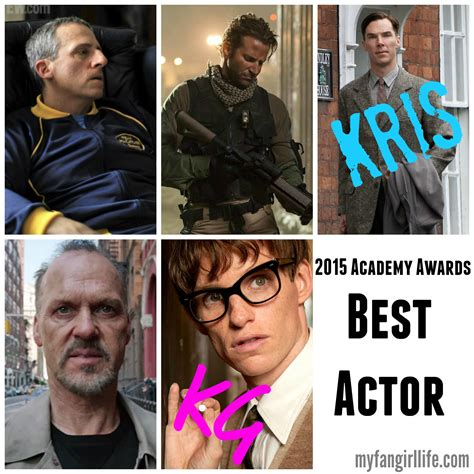 Oscar Nominations My Picks by A Completely Biased Uninformed Look At The 2015 Oscar