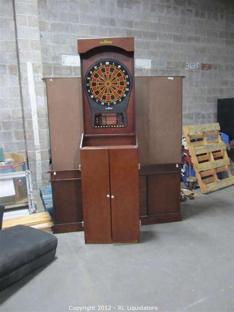 arachnid cricket pro 800 cabinet rl general auctions auction october 24 potluck item