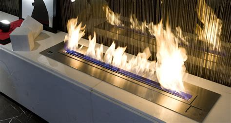 Bioethanol Fireplace Burner by Smart Bio Ethanol Burner Inserts Secure Remote