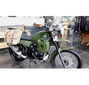Royal Enfield Himalayan With Army Green Paint Job Arrives