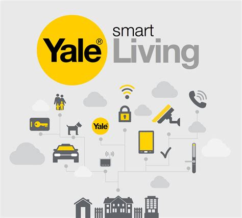 Smart Living | yale smart living smoke alarm detector link to ios