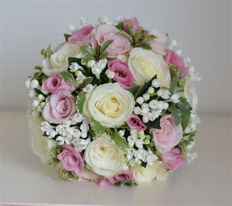 Pink Wedding Flowers by Wedding Flowers Jade S Classic Pink And White