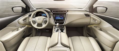 nissan murano interior 2017 nissan murano delivers eye catching style impressive